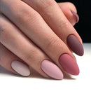 Matte Nail Polish - 5 Color Set
