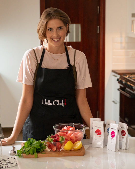 BRW Society ties up with Hello Chef