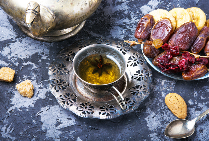 A Healthy Ramadan with Tea
