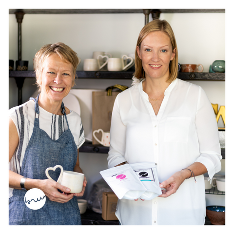 BRW Society have teamed up with CLAY by Sarah Allen