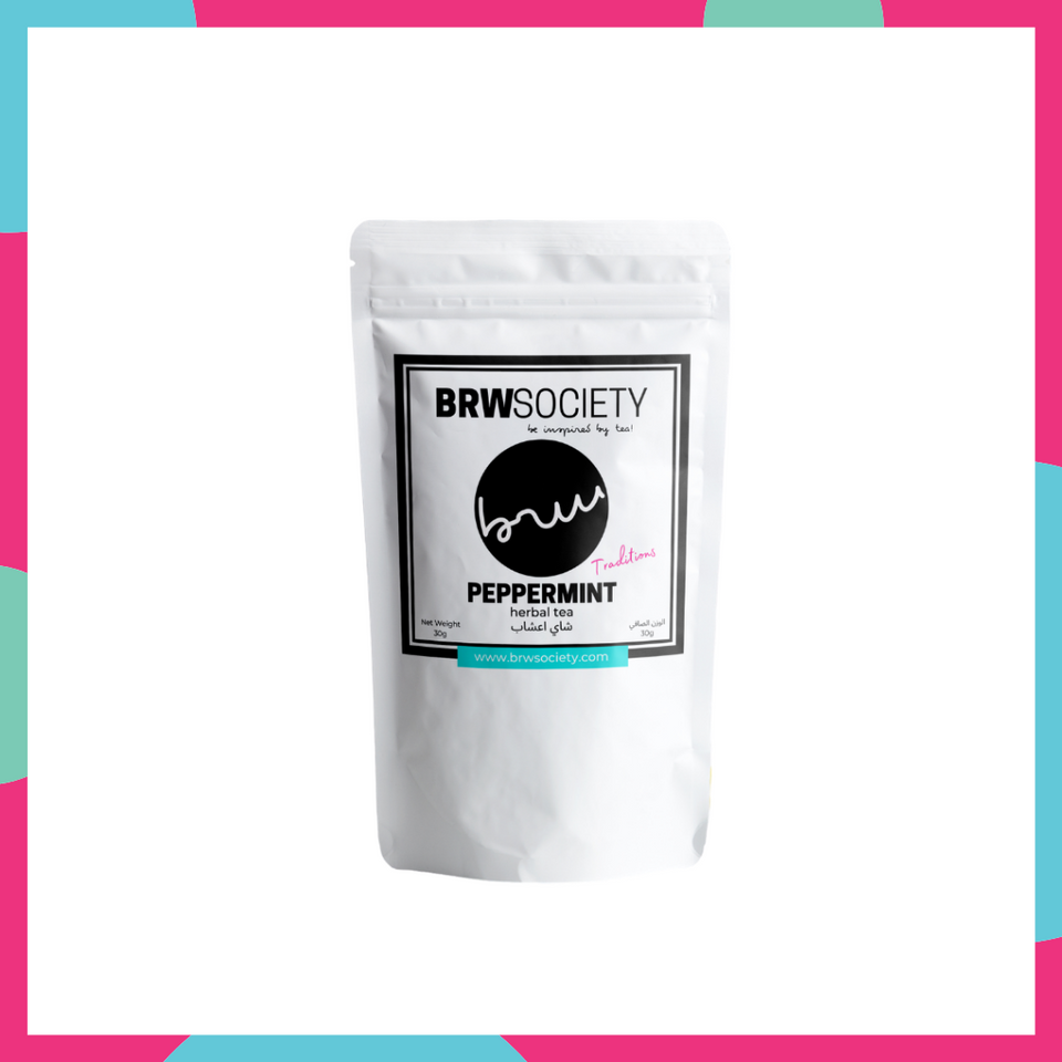 BRW Society Whole Leaf Peppermint Tea
