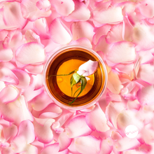 Load image into Gallery viewer, Organic Rose White - White Tea