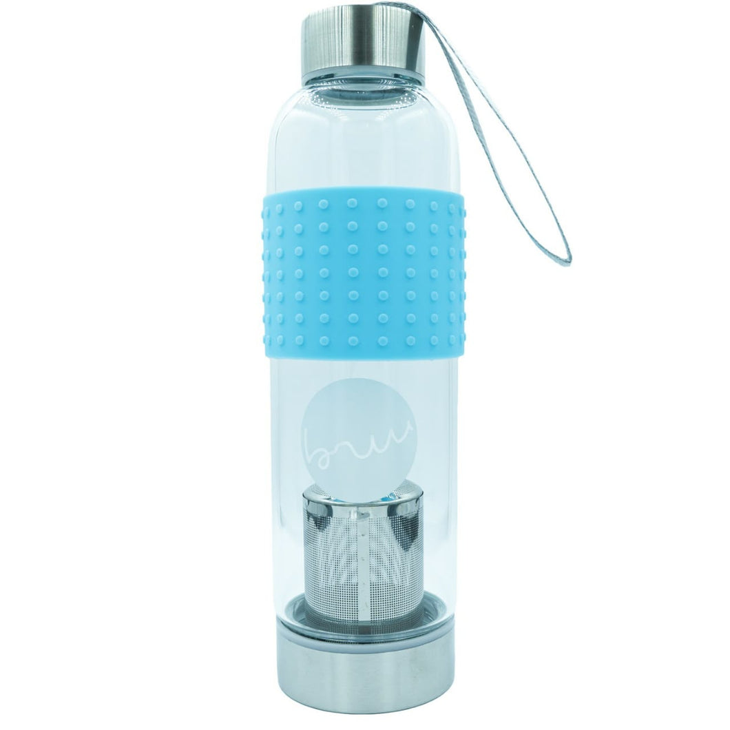 BRW Society Tea To Go - Glass Bottle - 500ml