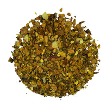 Load image into Gallery viewer, Organic superroot loose leaf tea blend containing apple, lemon peel and turmeric