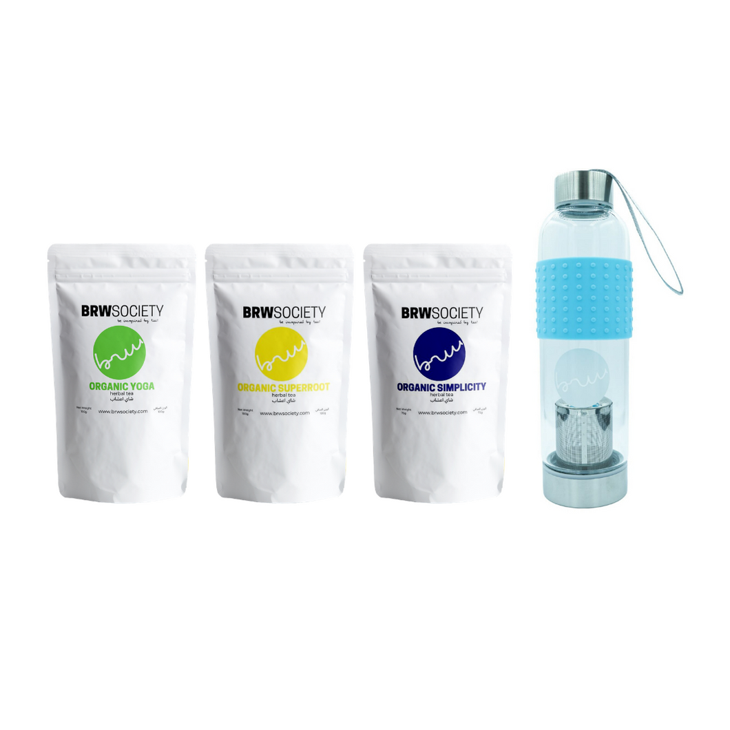 Mindfulness Tea Bundle