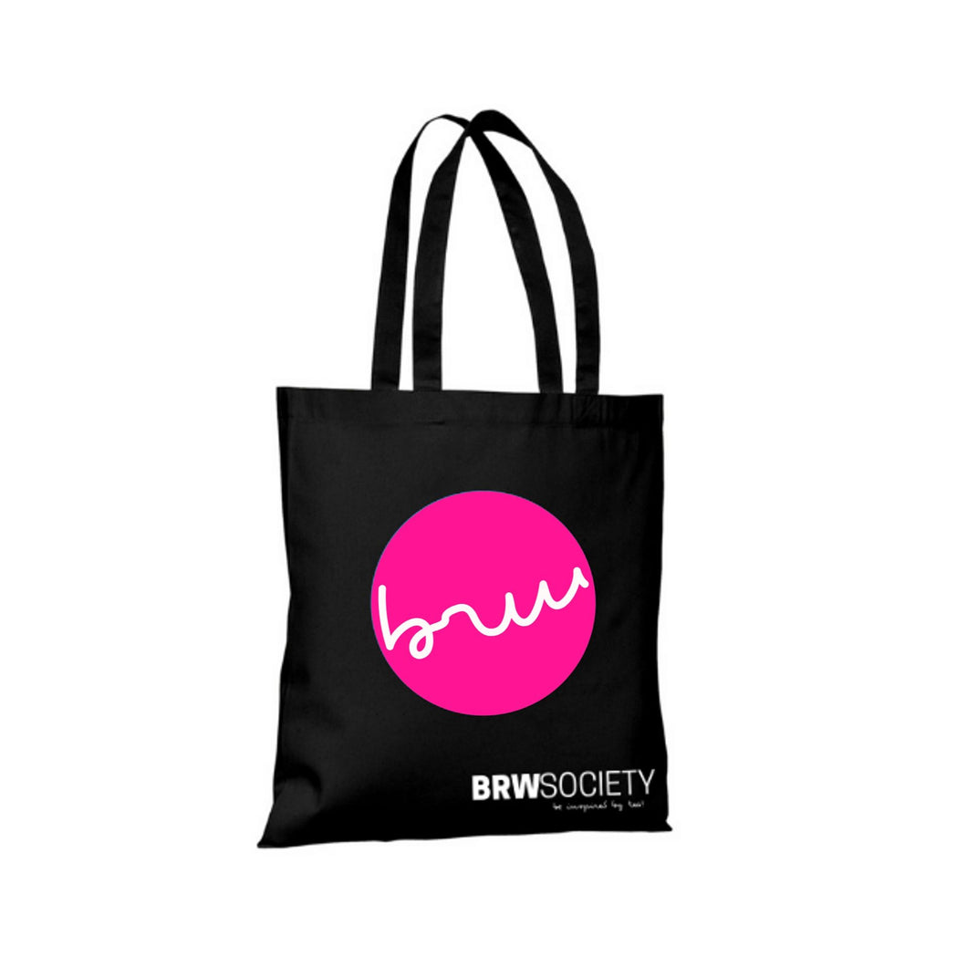 BRW Society Cotton Tote Bag