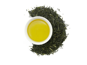 Australian organic green tea shincha