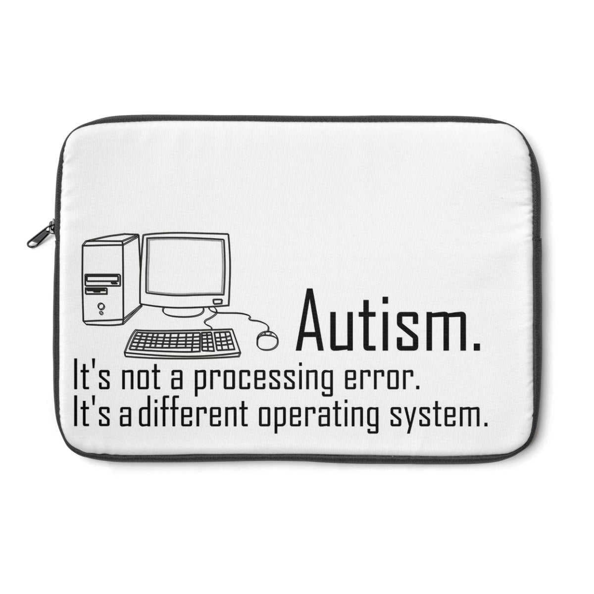 Autism - Laptop Sleeve