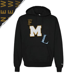 FML Patches Limited Edition Champion Hoodie