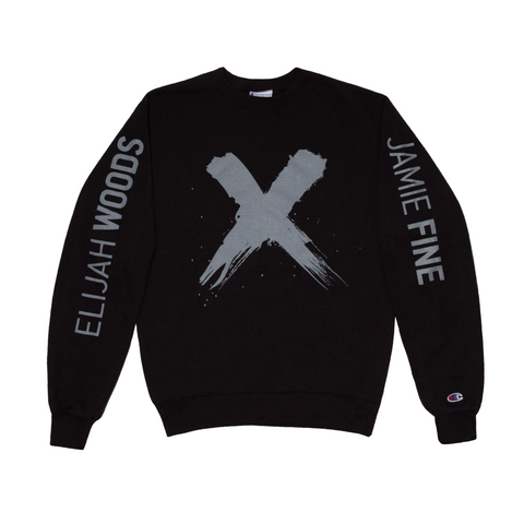 "Original ""X"" Champion Crewneck"