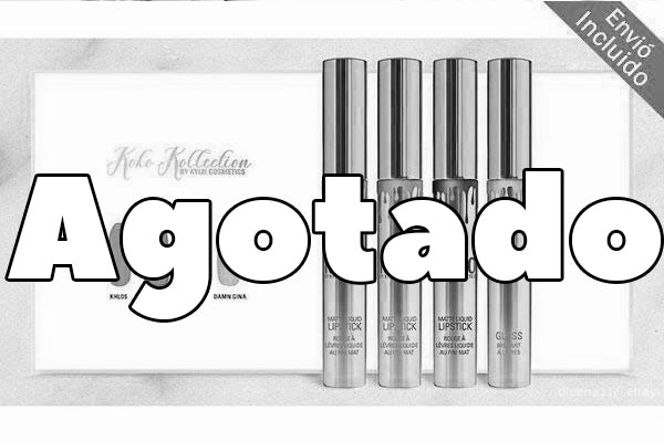 Kit 4 Labiales Kylie Koko Collection