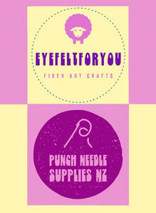 Punch Needle Supplies NZ