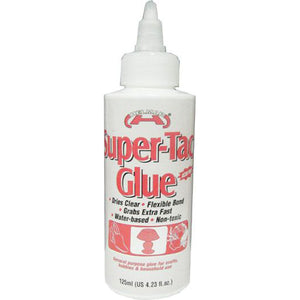 Helmar Super-Tac Glue 125mL - Punch Needle Supplies NZ