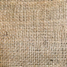 Load image into Gallery viewer, Natural Raw Hessian/Jute Fabric for Punch Needling - Punch Needle Supplies NZ