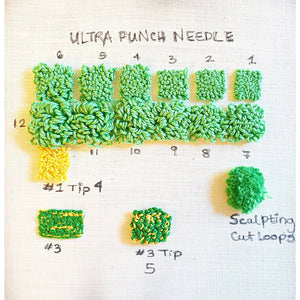 Ultra Punch Needle - Punch Needle Supplies NZ