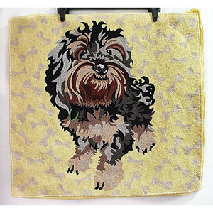 Commissioned Punch Needled Pet/Person Art - Cost Varies on Type/Size - Punch Needle Supplies NZ