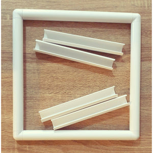 Q Snap Frame for Punch Needling and Quilting - Punch Needle Supplies NZ
