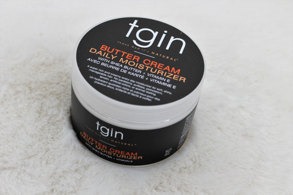 Product Review: TGIN Butter Cream Daily Moisturiser