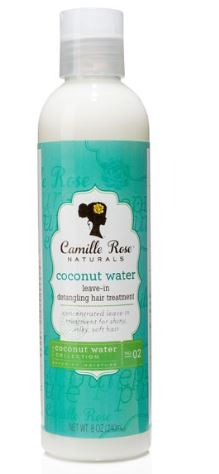 Camille Rose Coconut Water Leave-In Detangling Treatment