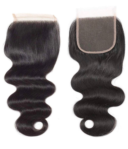 "Luxury Body Wave ""4x4"" Closure 16 inch"