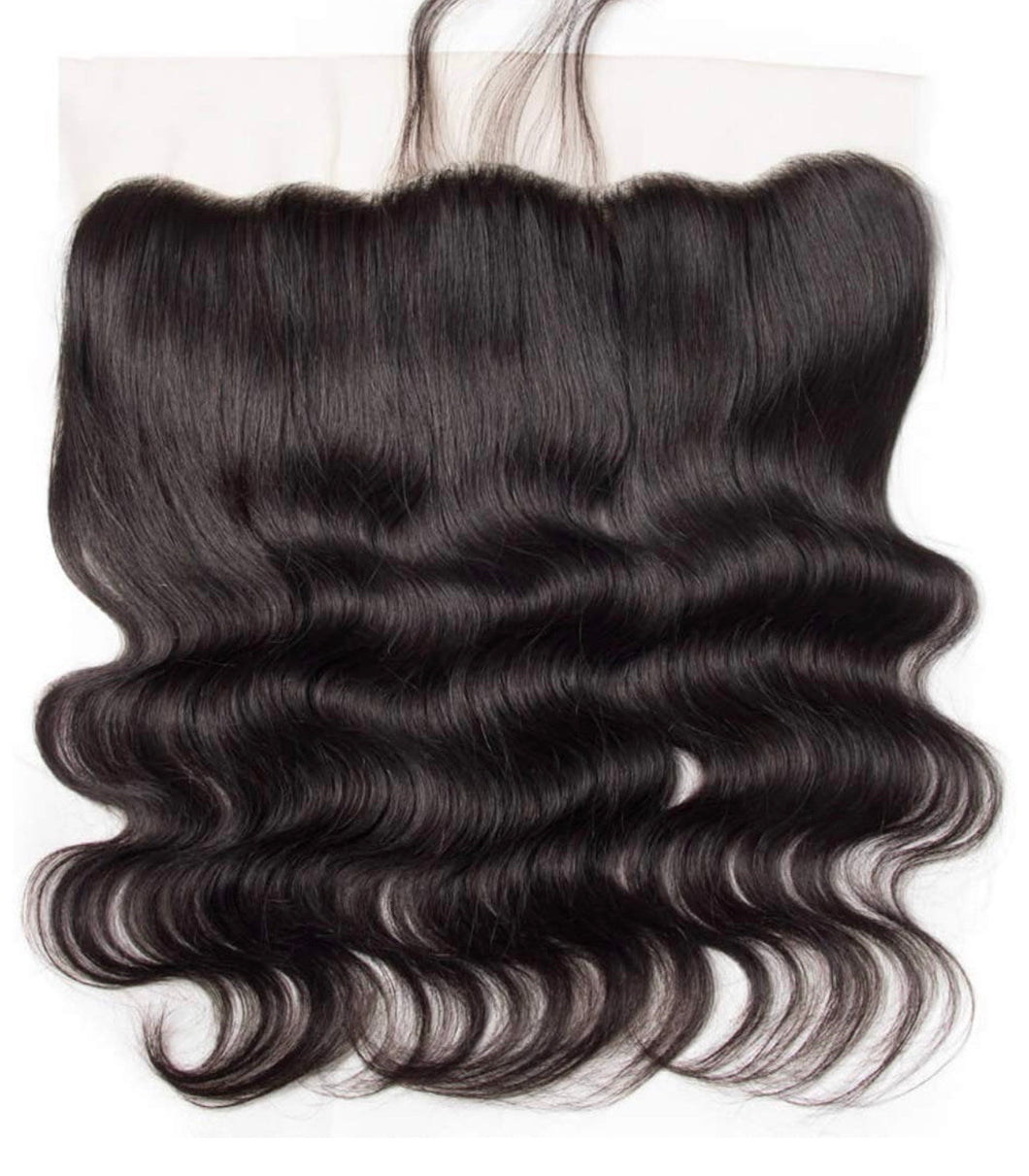13x5 Full Lace Frontal Closure Luxury Wave 16 inch
