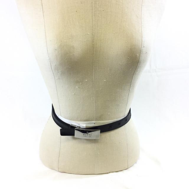 Gucci Reversible with Square Brand Plaque Belt