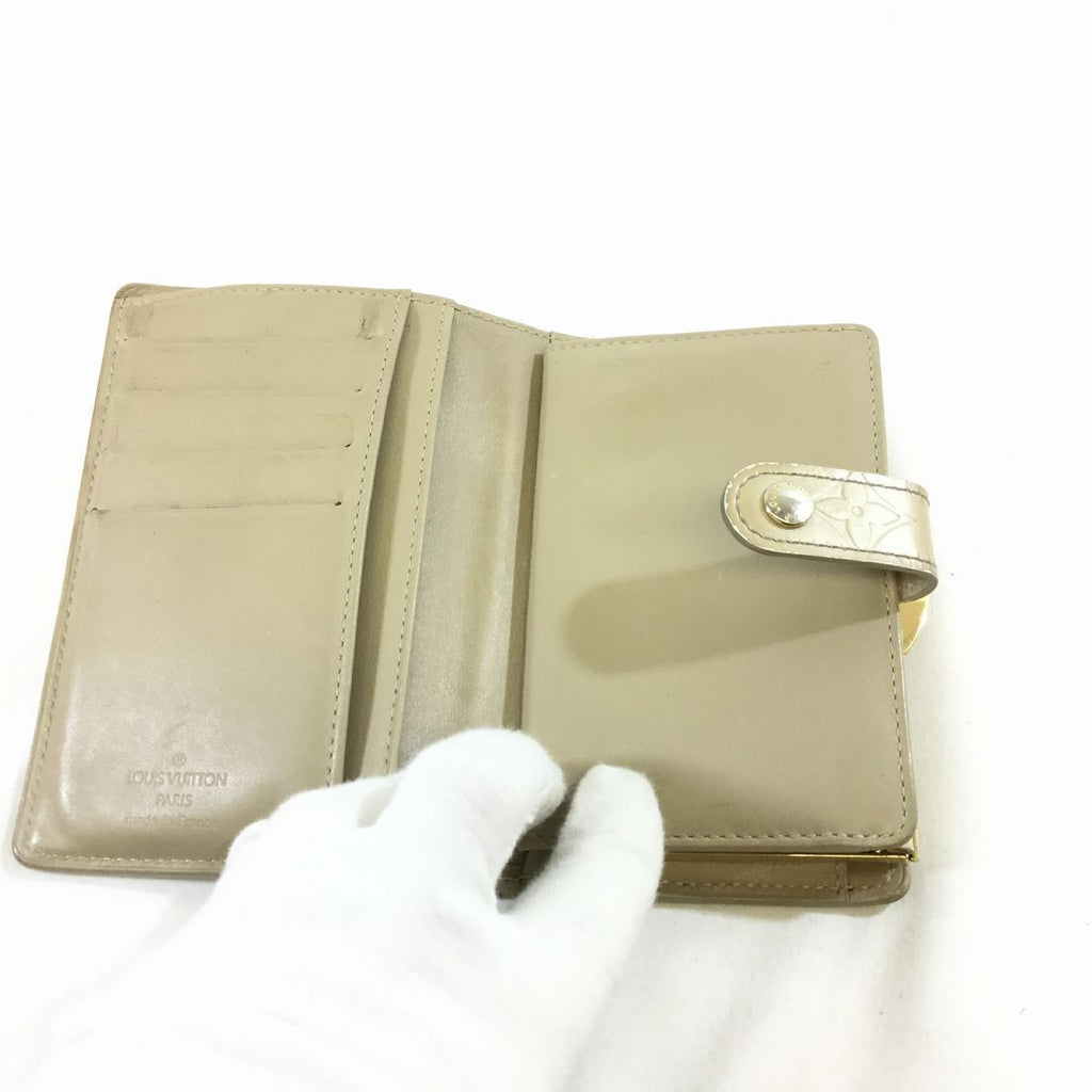 Louis Vuitton Vernis Small Wallet