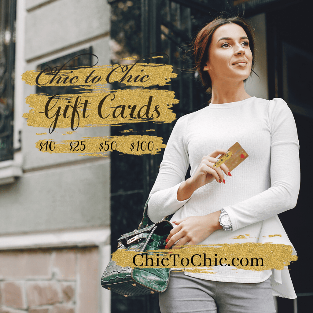 Gift Card - Chic To Chic Consignment