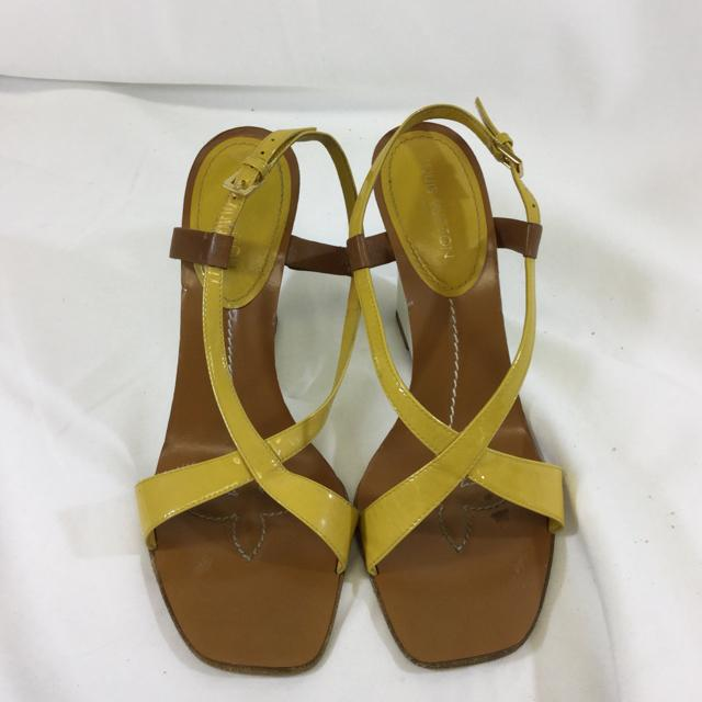 Louis Vuitton Wedge Sandal