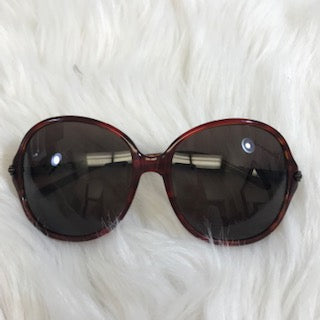 Missoni Tortoise Large Lens Sunglasses