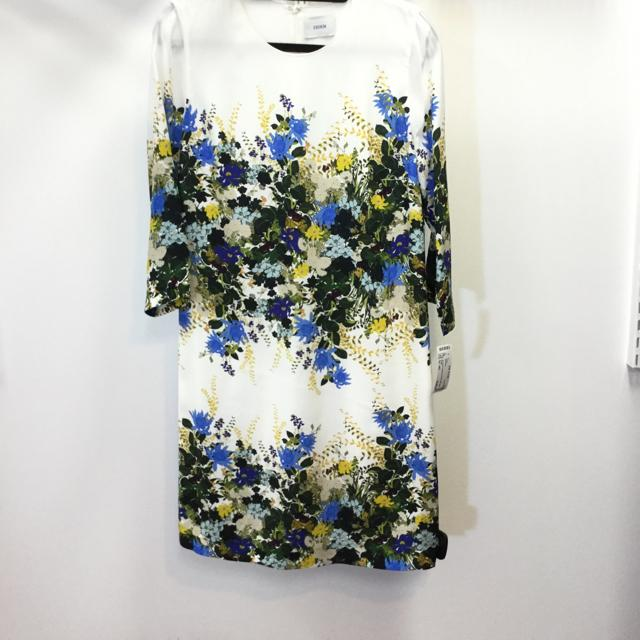 Women's Erdem Floral Dress. Size M/L - Chic To Chic Consignment
