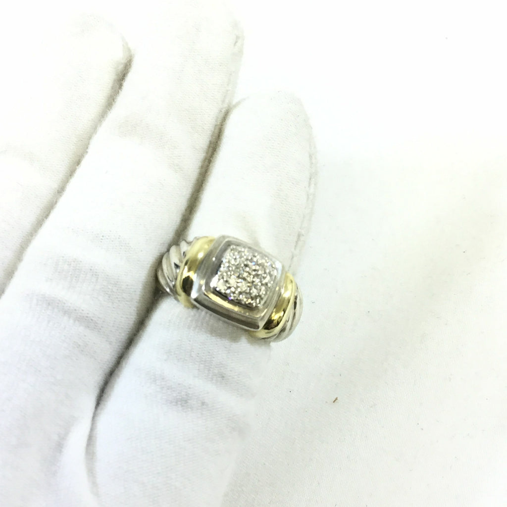 David Yurman jewelry - jewelryDavid YurmanDavid Yurman, ring, SilverChic To Chic Consignment