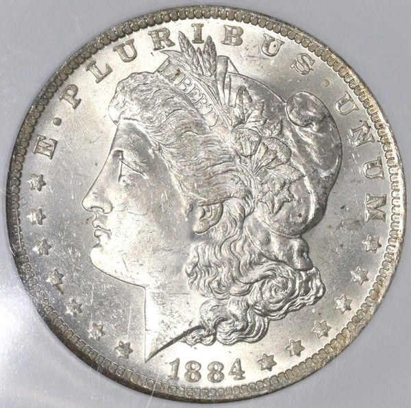 1884-O NGC MS 63 Morgan Silver Dollar Coin (17120707C)