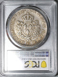1790-D PCGS VF Det Louis XVI France Ecu Rare Lyon Mint Silver Dollar Coin (20102701C)