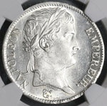 1811-A NGC MS 61 France 5 Francs Napoleon Paris Mint State Silver Coin (19013101C)