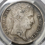 1811-L PCGS VF 20 France 5 Francs Napoleon Silver Bayonne Mint Coin (20101701C)