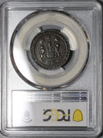 1797 PCGS VF 35 Madras Presidency 1/96 Rupee East India Bale Coin (20110701C)