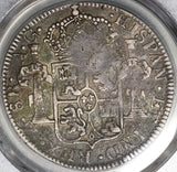 1816-Zs PCGS VF 30 Mexico 8 Reales War Independence Royalist Silver Coin (20022303C)