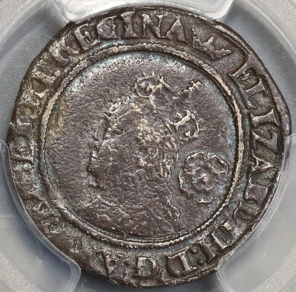 1569 PCGS VF Det Elizabeth I Silver 6 Pence Great Britain Hammered Coin S-2562 (19020301C)