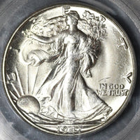 1947-D PCGS MS 65 Walking Liberty Half Dollar 90% Silver USA Coin (20011602C)