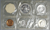 1958 US Proof Set Flat Pack United States 90% Silver Coins (20051602R)