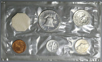 1963 US Proof Set Flat Pack United States 90% Silver Coins (20051606R)
