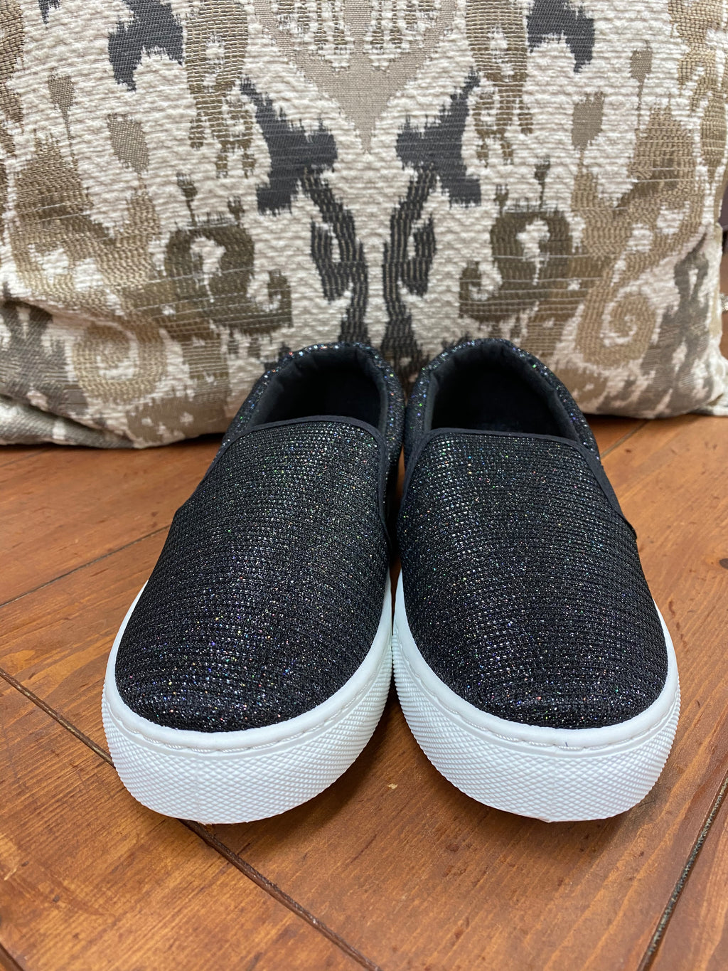 Qupid Slip On Sneakers - Whitt & Co. Clothing