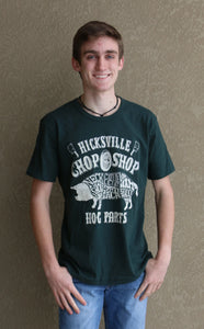 Lucky Brand Hicksville Chop Shop Tee-50% OFF - Whitt & Co. Clothing