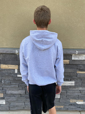 Champion Powerblend Fleece Hoodie - Whitt & Co. Clothing