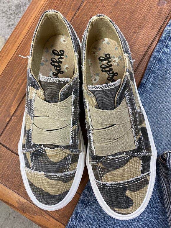Gypsy Jazz Mallory Camo Sneaker - Whitt & Co. Clothing