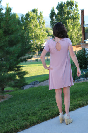 Nostalgia Swing Dress - Whitt & Co. Clothing
