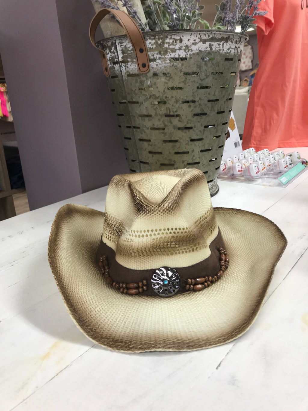 Cowboy Hat - Whitt & Co. Clothing