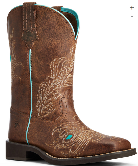 Ariat® Bright Eyes ll Ladies Western Boot - Whitt & Co. Clothing