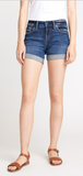 Silver Jean Mid Rise Boyfriend Short - Whitt & Co. Clothing